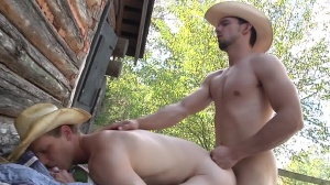 Down Low - Jason Maddox and Johnny Forza ass hammer