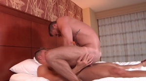 Not Divorced Yet - Landon Conrad with Logan Vaughn ass Nail