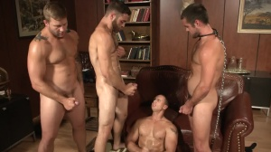 Trying Out The Goods - Tommy Defendi with John Magnum ass job