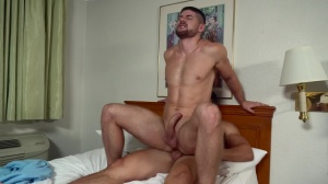 The Sting - Axel Kane, Connor Halstead butthole Hook up
