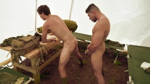 Cumsassins - Damien Stone, Zach Country butthole stab