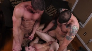 Coffee Time - Cliff Jensen and Damien Kyle butthole Love