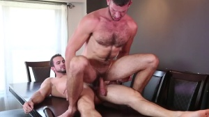 Raging Hard On - Phenix Saint with Jimmy Fanz ass Love