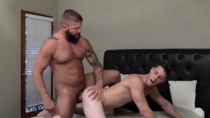 Fling Cleaning - Colby Jansen & Paul Canon butthole Love