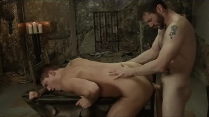 gay Of Thrones - Theo Ford & Dennis West anal Hook up