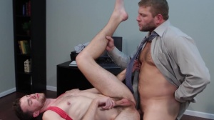 The trickle - Colby Jansen, Brandon Moore ass Nail