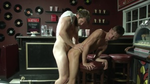 Sex Traveler - Colby Keller, Jd Phoenix ass Nail