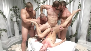 Sex Traveler - Landon Conrad, Colby Keller ass Hump