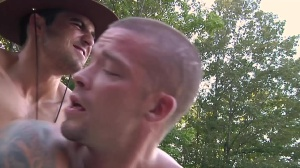 Boat Safety - Caleb Colton and Jack King ass pound