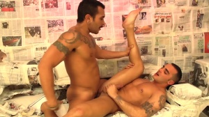 follow The Light - Lucio Saints, Adrian Toledo ass Hump