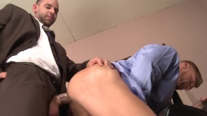cum In My Office - Blue Collars Hook up