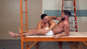 rough And bare three - Domination Action