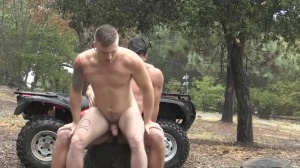 horny Rider two - humongous 10-Pounder nail