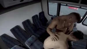 males In Public 28 - Bus bang - oral-sex Hook up