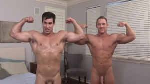 Chase & Randy: bareback - ass enjoyment
