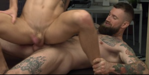 Putting The wazoo In Assistant: - Troy Daniels with Drew Dixon anal Nail