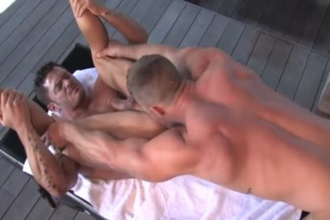 Landon Conrad nails Mitchell Rock