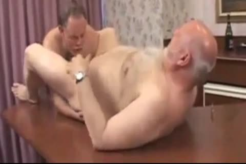 My Oldman Was Enjoying threesome out of Me