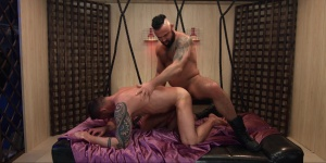 Art Of Domination - Jessy Ares with Tyler Berg anal nail