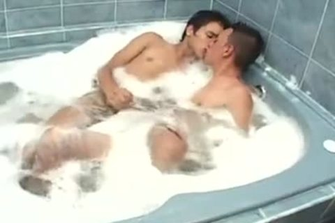 twinks In The Bathtub bareback Hard Sex