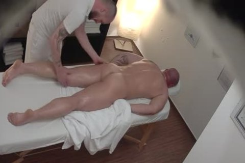 CGM 7 - Straight Muscled Daddy loves To Be Massaged And Worshipped