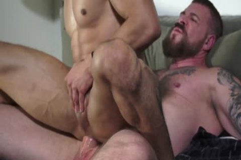 power Bottom Armond Rizzo Rides Rocco Steele