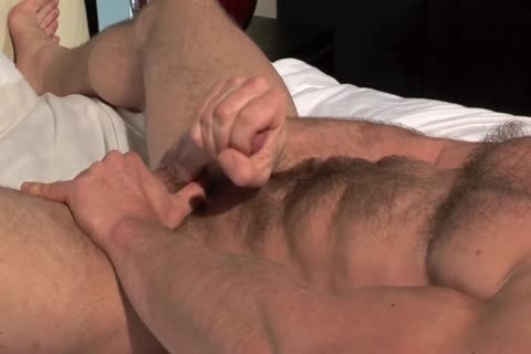 attractive Ben Kieren Bedroom Solo, hairy Muscle