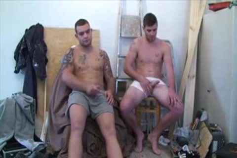 Brit Brothers Masturbation