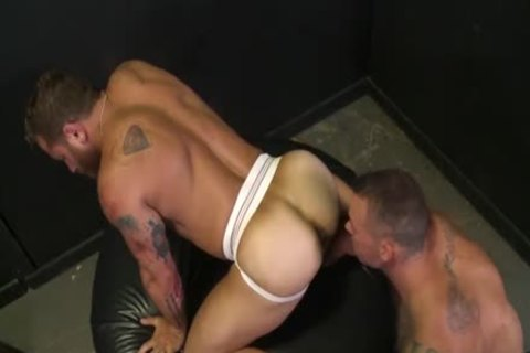 mad For The large penis With Sean Duran & Riley Mitchel