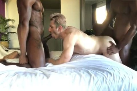 Max Konnor & Liam hammering Sir Jet nude