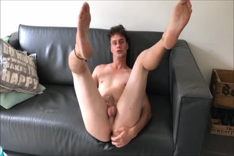 old twink Satisfies young man In POV