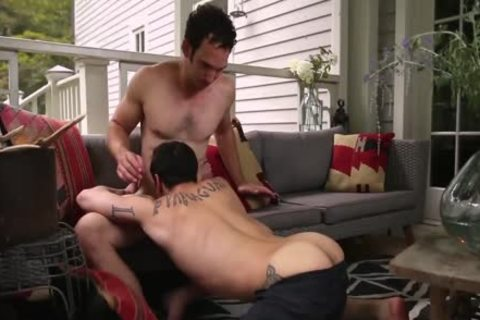 Greg McKeon & Levi Karter (raw Sex)