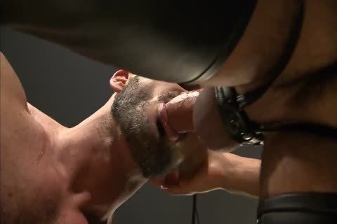 sweet Muscle Leathermen pound