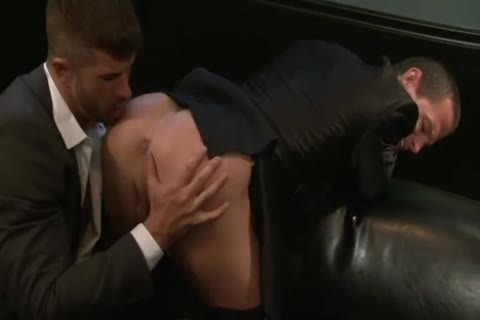 Adam Killian Takes Off His Suit To poke A Hunk.mp4