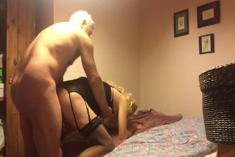 Rimmed And plowed By lewd daddy chap