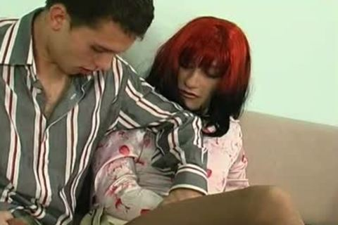 naughty homosexual SiSSy - Crossdresser Bobbie