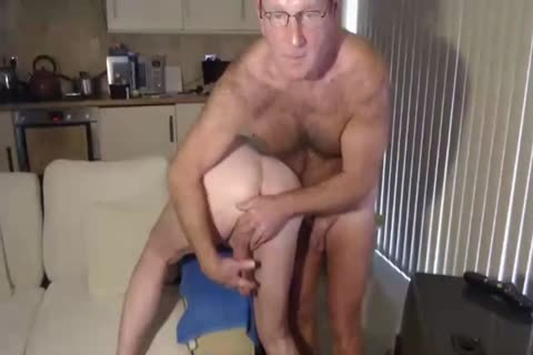 Two Daddies Play On cam