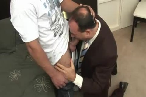 young Latino fucks Two old Daddies One After The Other