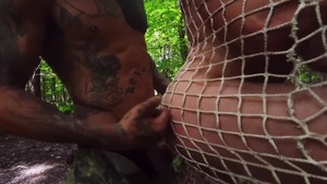 unprotected Bushmeat - Bo Sinn & Oliver Smith American Lovemaking