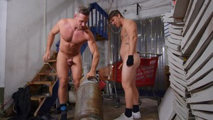 Patted Down Hard: unprotected - Alex Mecum American Hump