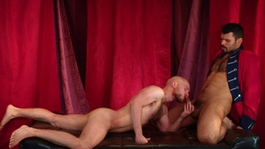 GodsOfMen.com: Sucking cock with Jean Franko and Orson Deane