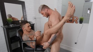 A Closer Shave - Seth Knight and William Seed American Nail