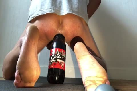 Bottle Fisting Prolapse ass
