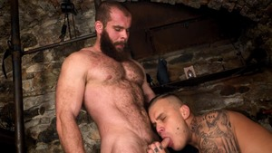 Darkroom bare slut - Ryan Cage sadomasochism Love