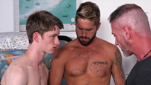 Family Dick: Good fuck with young Felix Maze Wesley Woods