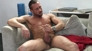 FamilyDick.com: Christian Anderson and Myles Landon begging