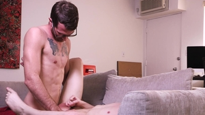 Family Dick: Billy Saint next to Alex Killian bare breeding