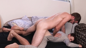 FamilyDick - Hard ramming with Alex Killian & Austin Xanders