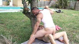 FamilyDick - Young Todd Haynes smashed by huge cock boss