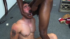 YoungPerps - Officer Devin Trez helps with nailed rough